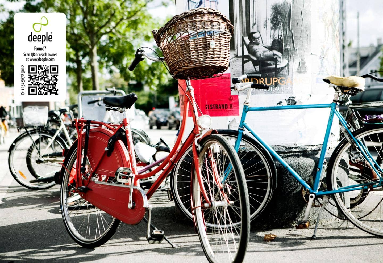 anmeld stjålet cykel