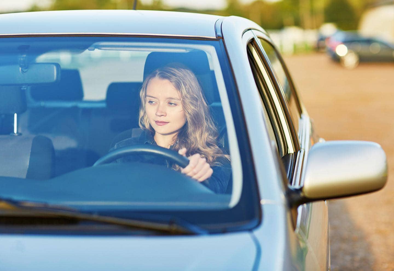 selvrisiko ved skade på anden bil