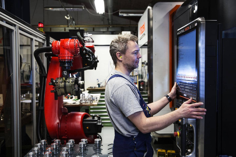 Forsikringer til produktionsbranchen og reparationsvirksomheder