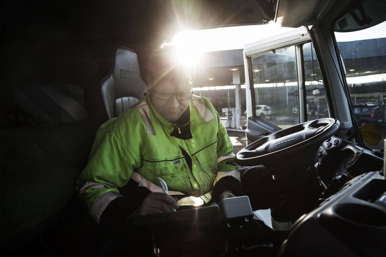 Forsikringer til transport- og speditionsbranchen
